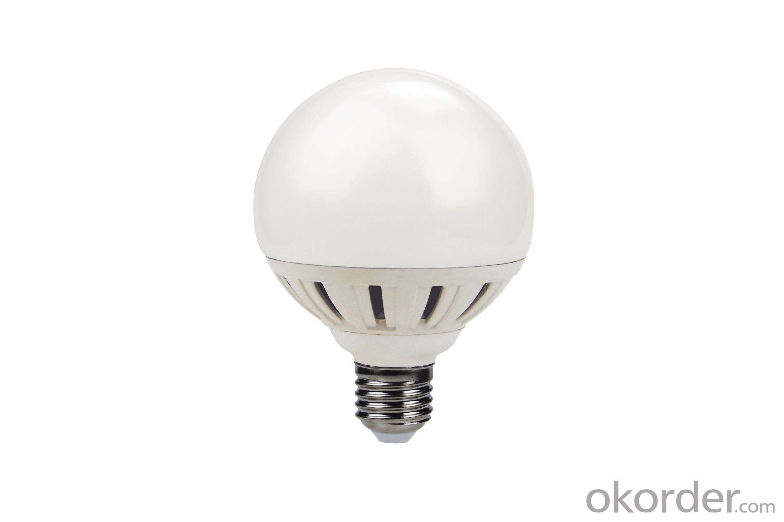 LED Bulb Light E27 3000k-4000K-5000K-6500k G95 9W 800 Lumen Non Dimmable