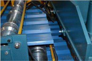 Main Tee Roll Forming Machine With CE Certificate
