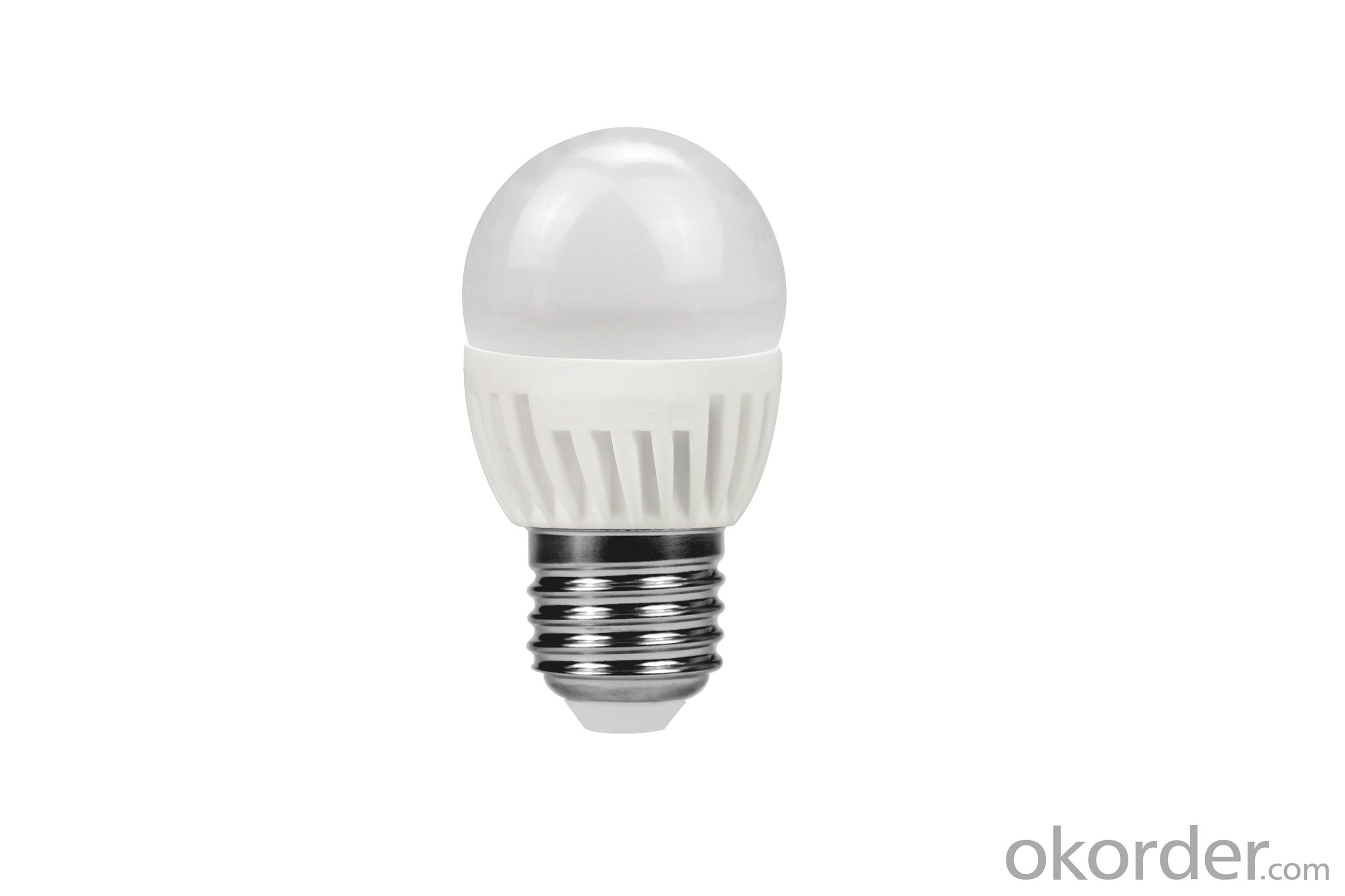 LED Bulb Light E27 3000k-4000K-5000K-6500k P45 9W 800 Lumen Non Dimmable