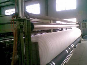 Polypropylene Woven Geotextile Fabric-TechnoGeo in 2015