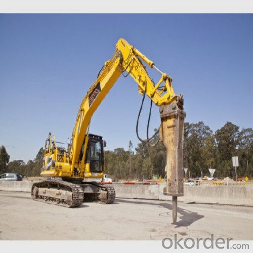 Excavator Mounted Hydraulic Breaker from China