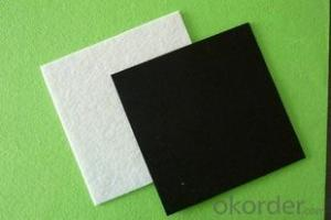 New Type of Polyester Filament Non Woven Geotextile