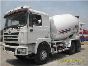 Disel Oil Concrete Mixer Truck with Good Quality