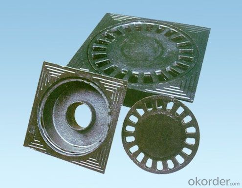 Grating Ductile Iron Cast Iron High Quality