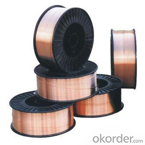 High End Solid MIG Welding Wire ER70S-6 Factory Competitive Price