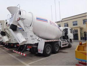 High Efficent Concrete Mixer Tank with Good Quality CMAX211569