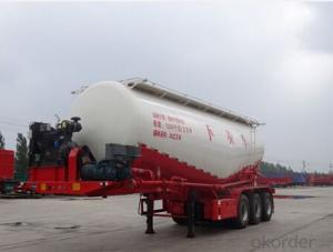 Good Price Cement Semi Trailer with Good Quality