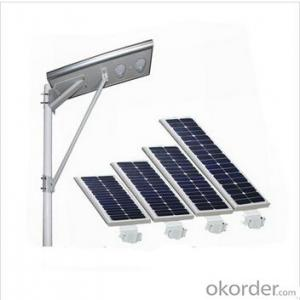 Solar Street  Light 20W-60W Save Energy-2015 New Products