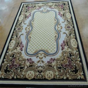 New Zealand Wool Rug Hand Tufted with Good Quality for Room