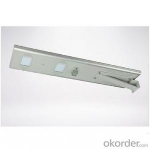 Solar Street  Light 60W Save Energy-2015 New Products