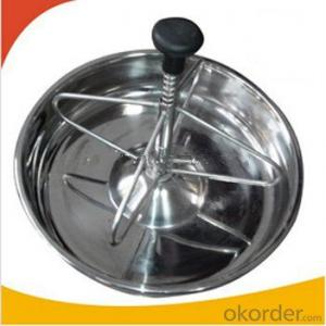Agricultural Equipment Stainless Steel Feeder