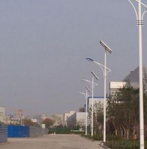Solar Street  Light 20-100W Save Energy-2015 New Products