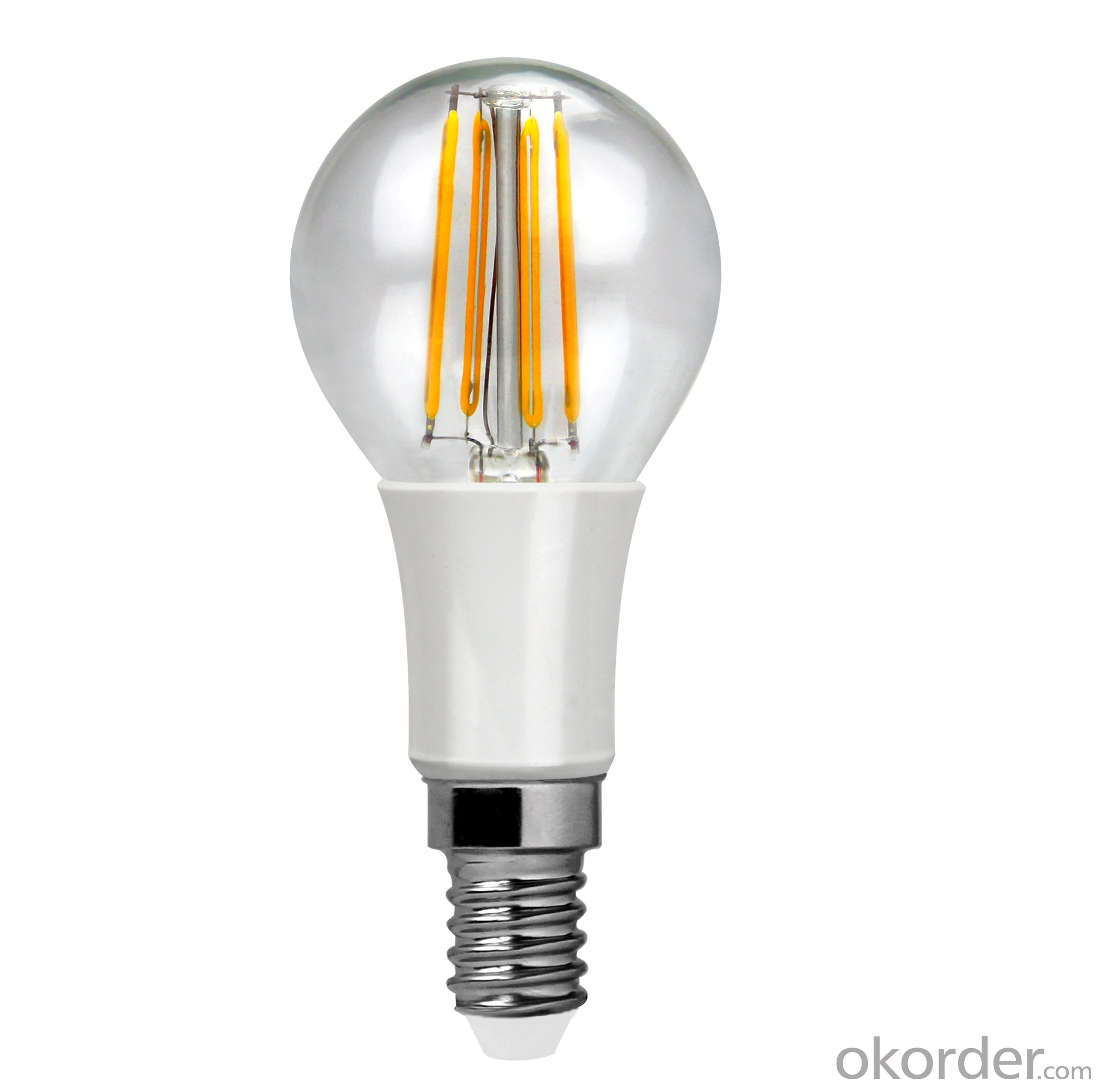 buy led filament bulb light e27 3000k 4000k 5000k 6500k b45 9w 800 lumen non dimmable price size. Black Bedroom Furniture Sets. Home Design Ideas