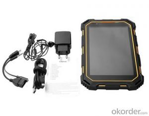 7 inch IP67 Waterproof Android 3G Industrial Rugged Tablet