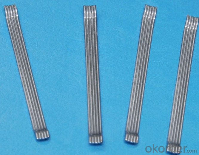 Steel Fiber Straight Type CNBM From China
