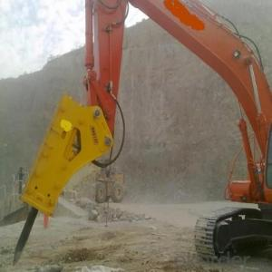 Hydraulic Hammers Mini Jack Hammer to Break the Rock