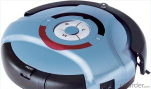 Robot Vacuum Cleaner with Remote Control and Schedule Time Setting Fuction