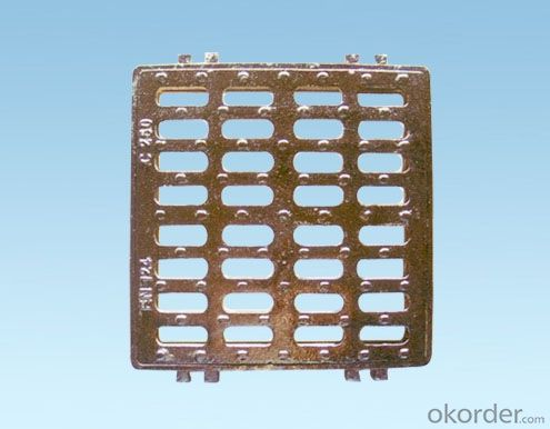 Grating Hot Dipped Galvanized Metal Grating Steel