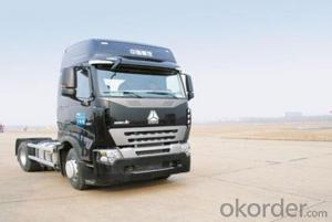 Tractor Truck 35T SINOTRUK HOWO-A7 4x2 (ZZ4187M3517N1)