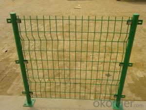 Outdoor Protection Use  Wire  Mesh Fence