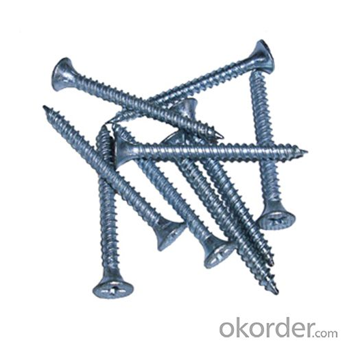 Hot Sale Deck Screws High Quality from Factory Directery Free Sample