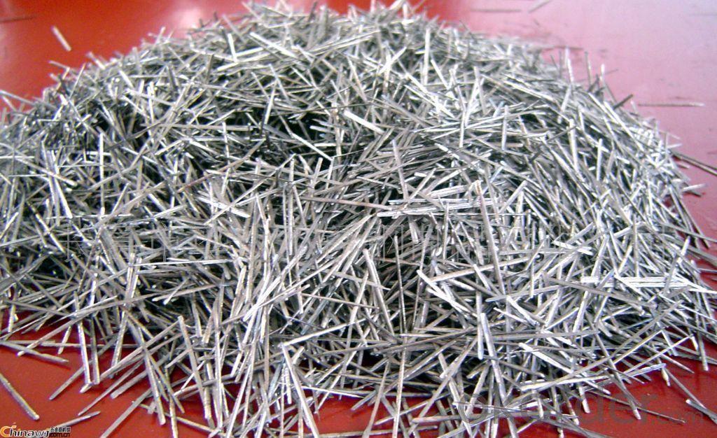 Steel Fiber Straight Type CNBM International China