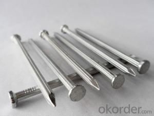 Concrete Nails with Good Price and High Quality
