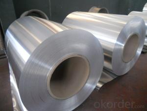 Mill Finish Mirror Aluminium Coil for Channel Letter and Light Fitting