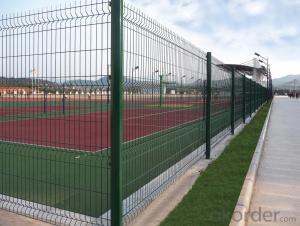 Beautiful Highway Protection Wire Mesh  Fence