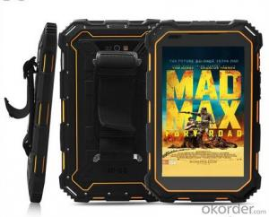 7inch IP68 Rugged Tablet PC NFC Supported