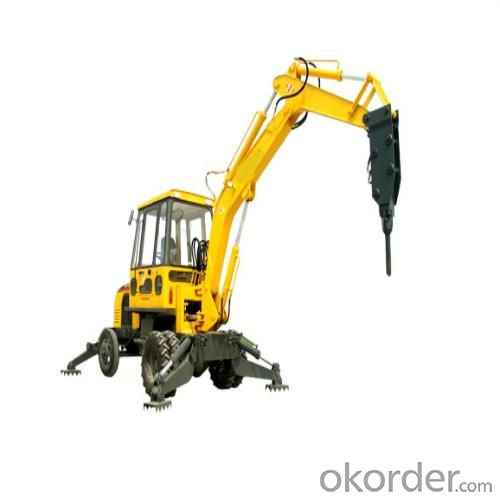 Hydraulic Breaker & Hammer For Excavator ( Chisel & Tool )