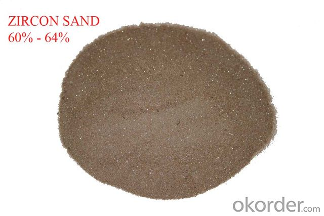 Zircon Sand and Zircon Flour High Performafce for Refractory Use