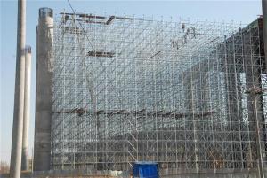 Steel H Frame Scaffolding (1219mm X17000mm)