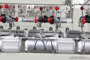 Semi Automic Drum Type Large Package Winding Machine