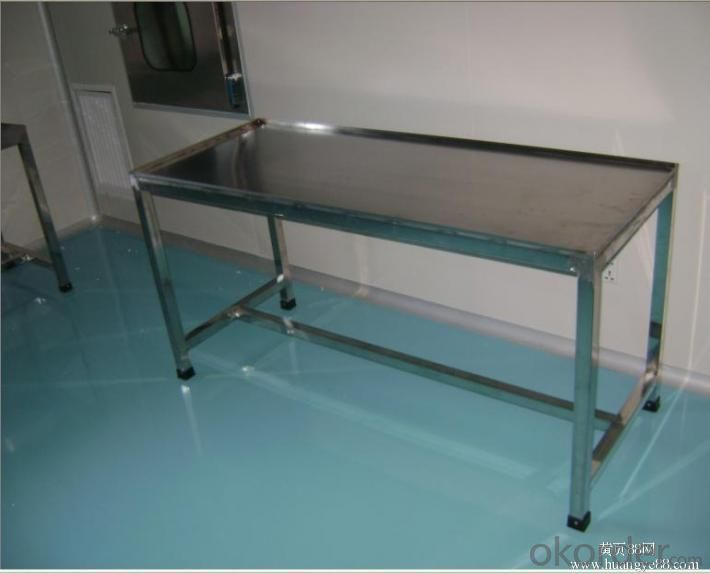 Pharmacy,Industry.Stainless Steel Operating Table,(GZT03),1500*800*H800mm