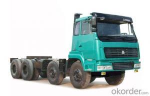 Tractor Truck 35T SINOTRUK HOWO-7 4x2 (ZZ4187M3517C)