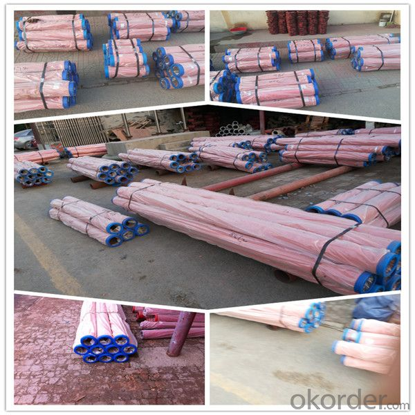 Concrete Delivery Pipe for Schwing Concrete Pump