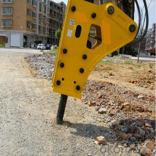 Hydraulic Jack Hammer Side Type from China