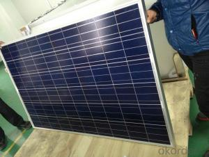 Polycrystalline Solar Panels-210W-Tire 1 Manufacturer  and High Quality
