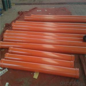 Concrete Pump Delivery Pipe With F/M Flange