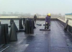 EPDM  Rubber  Weldable Waterproofing Membrane Underground