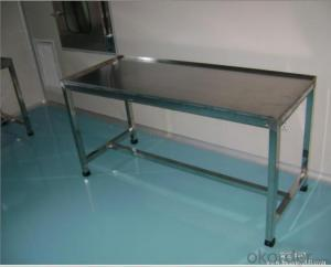 Pharmacy,Industry.Stainless Steel Operating Table,(GZT03),1000*750*H800mm