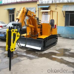 Hydraulic Jack Hammer for Concrete to Break Rock