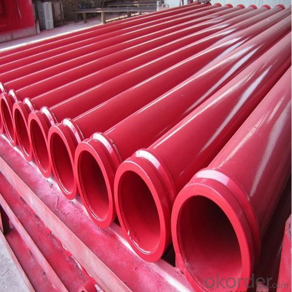 DN125 Double Wall Concrete Delivery Pipe