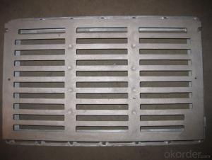 Grating Cast Iron Ductile Iron Factory Direct Sale