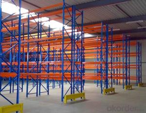 Heavy Duty Pallet Rack for Warehouse Storage