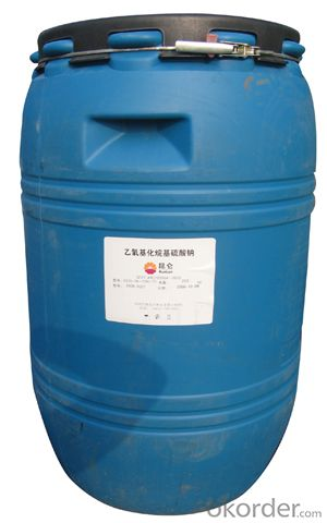 Sodium Lauryl Ether Sulfate with High Quality and Best Quotation