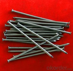 Iron Nails with Good Price and High Quality