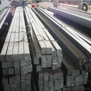Mild Steel Square Billet Bar for Rebar Production