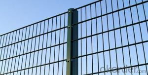 50x200cm Hole Size Welded  Wire  Mesh Fence